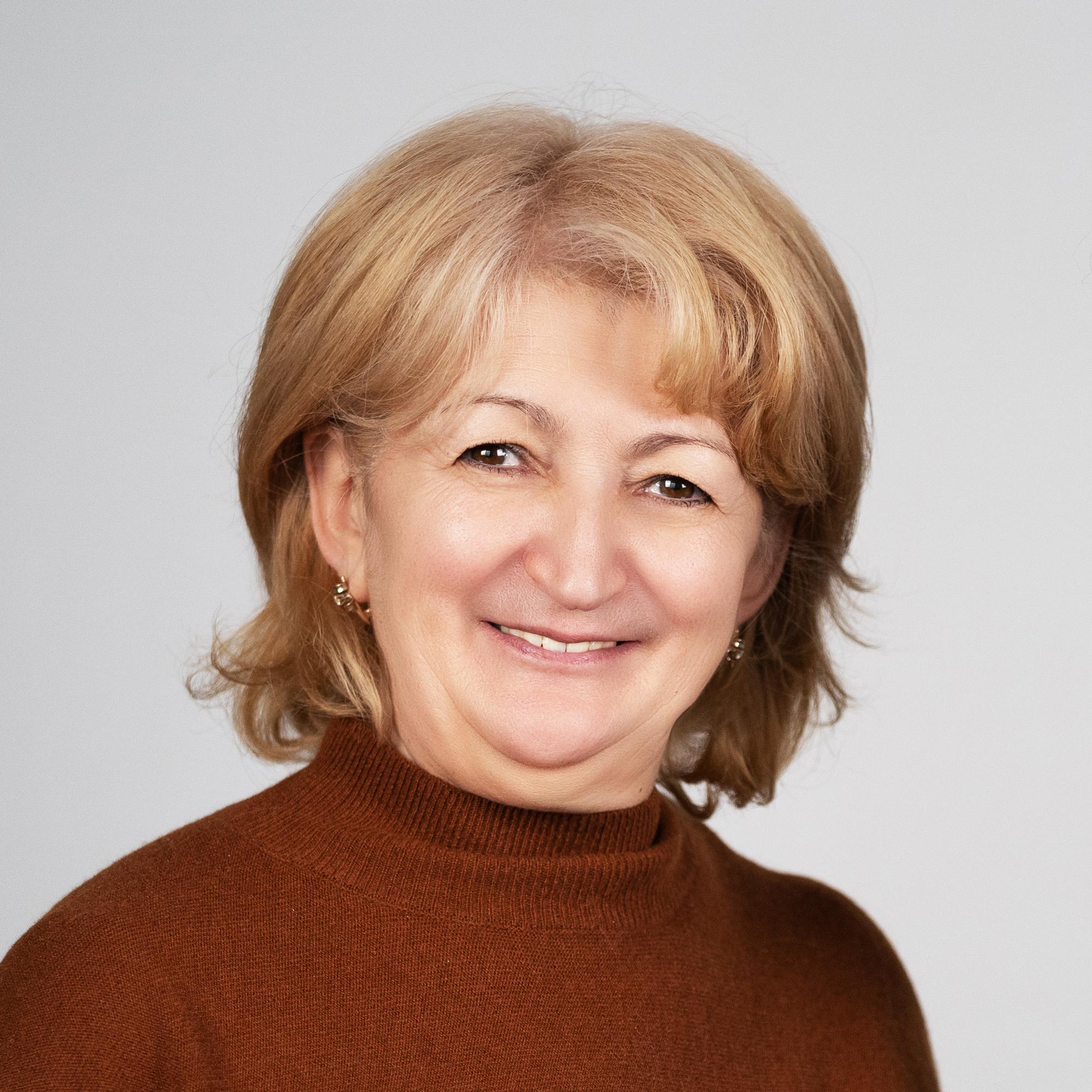 Лариса Мартюк